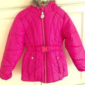 Rothschild girls coat NWT